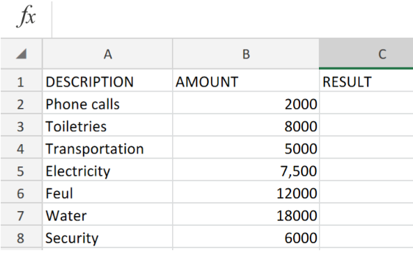 How to use DATA VALIDATION to only allow values - Excelchat