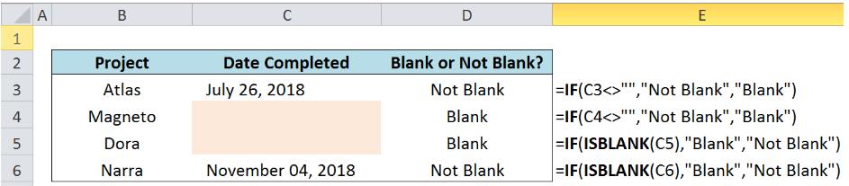 Excel screen shot list.