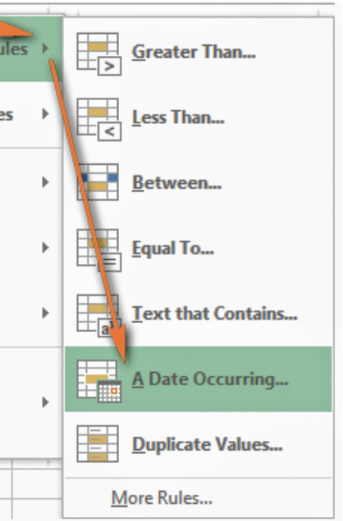 How to Use Conditional Formatting Dates in Excel - Excelchat