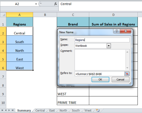 How to Use the SUMIF Function Across Multiple Sheets | Excelchat