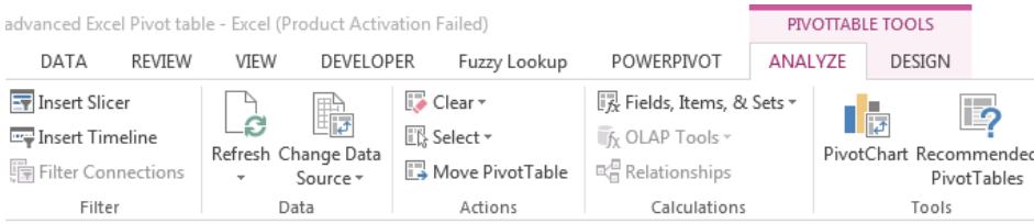 Creating and Using an Advanced Excel Pivot Table   Excelchat