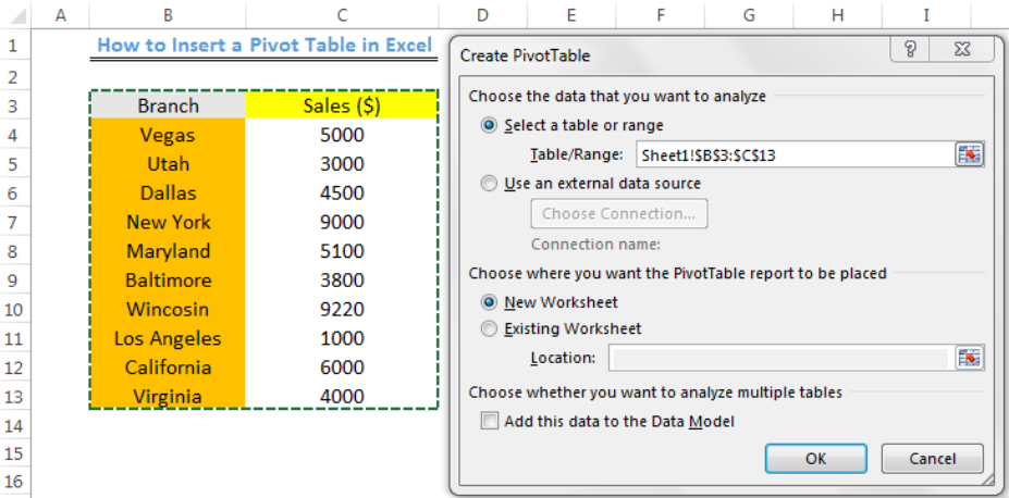 Demystify Pivot Tables with This Training Guide | Excelchat