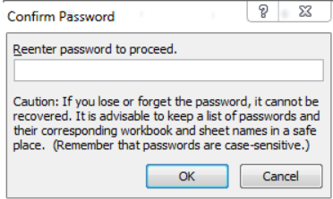 How to Lock and Unlock Worksheets and Workbooks in Google Sheets and