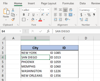 How to Delete Columns and Rows in Google Sheets and Excel