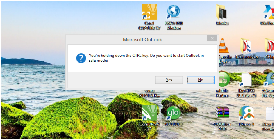 How to Fix 'Cannot start Microsoft office Outlook and cannot