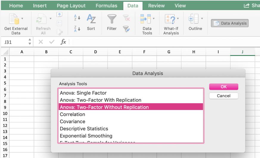 Excel data analysis pdf