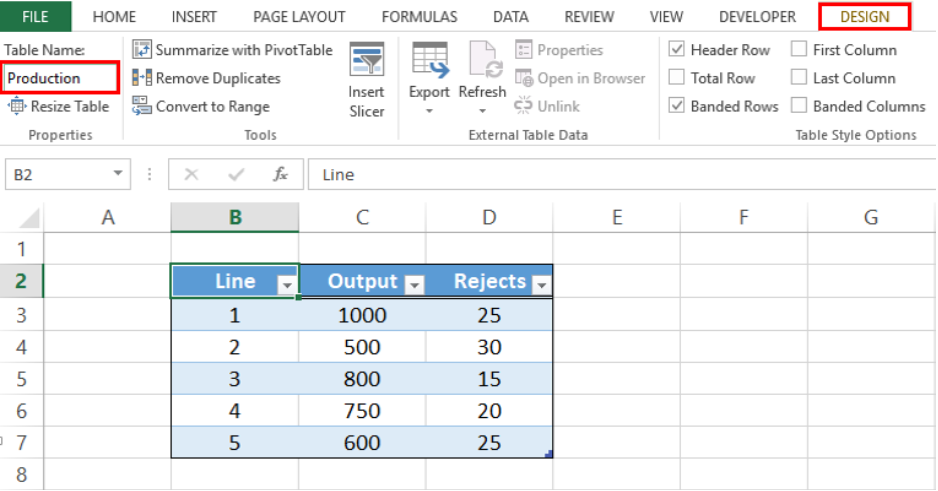Excel Structured Reference - Excelchat | Excelchat