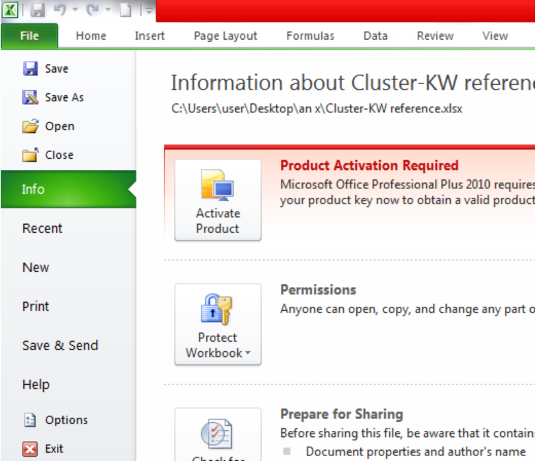 How to Recover an Unsaved Excel File - Excelchat   Excelchat