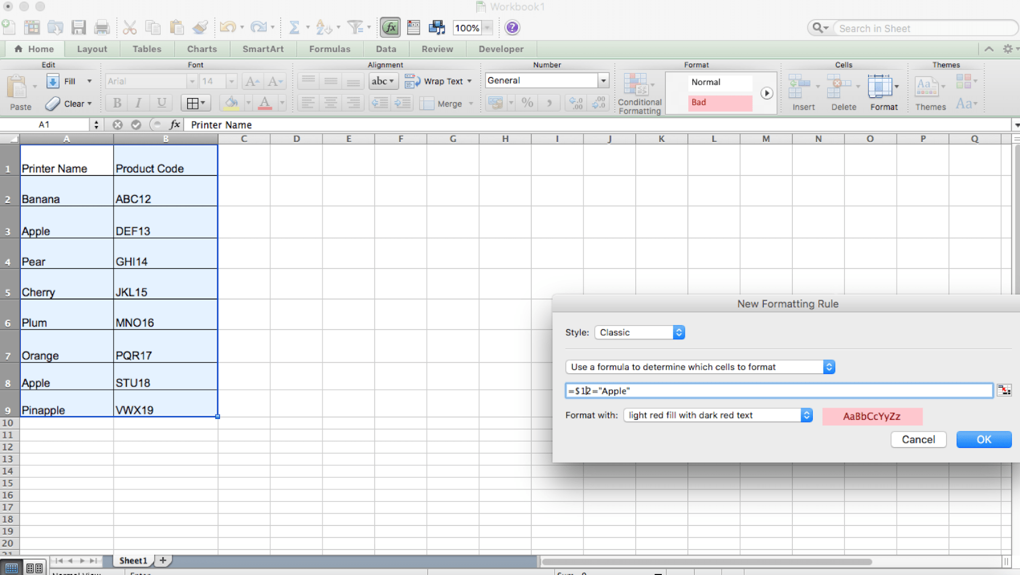 How to Copy the Conditional Format to Another Cell   Excelchat