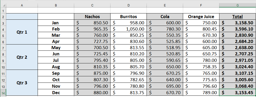Change cell color of top 10 values in a column