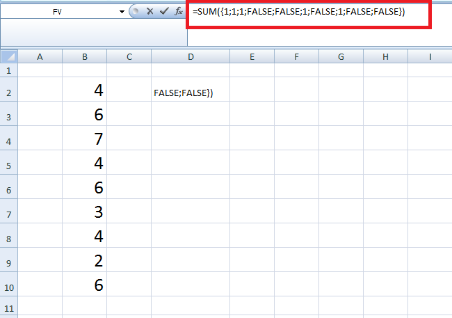 Learn How to Count Unique Values in a Column | Excelchat
