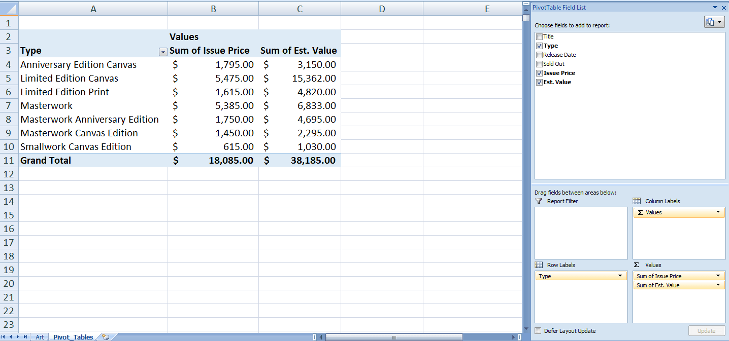 How to Create Calculated Fields in a Pivot Table | Excelchat