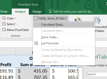 The Procedure for Calculating a Percentage in a Pivot Table | Excelchat