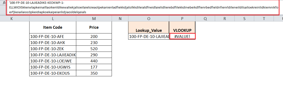 Top Reasons Why Your VLOOKUP is Not Working, and How to Correct Them