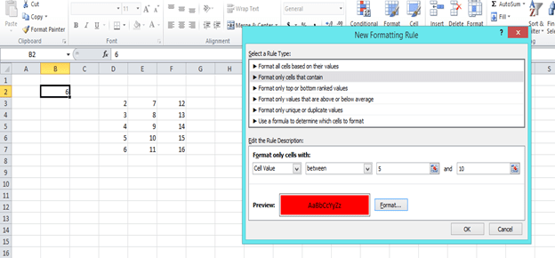 Learn How to Copy and Paste Conditional Formatting to