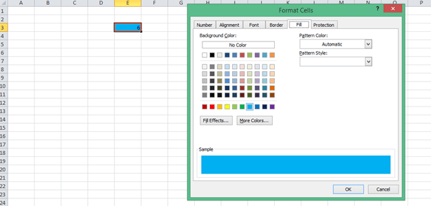 How to Use Conditional Formatting to Change Cell Background Color